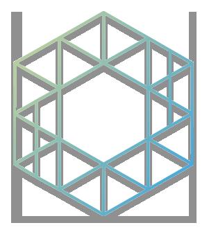 RadSite Cone Beam CT Polygon Logo